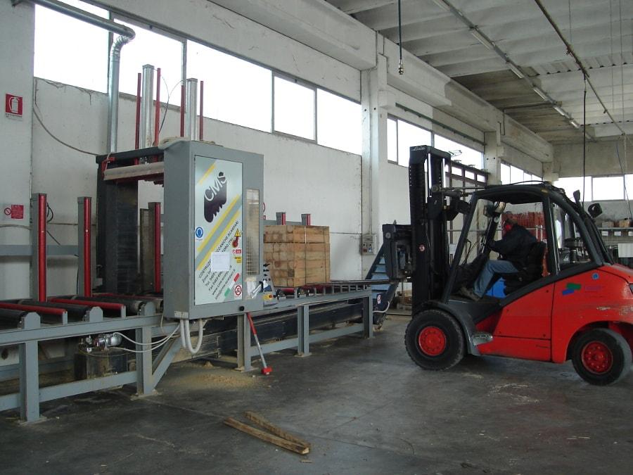 tiesse servizi logistica industriale