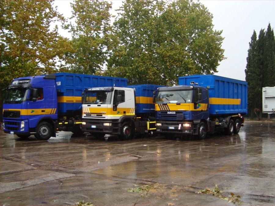tiesse servizi riciclaggio rifiuti trasporti